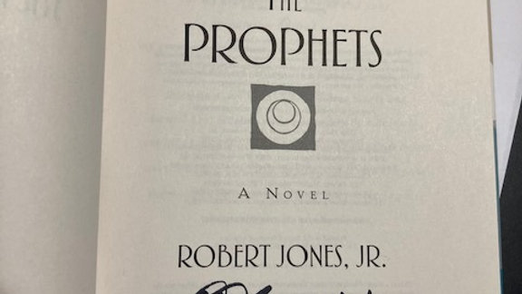 The Prophet - Robert Jones Jr