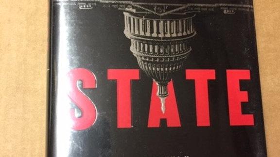 DEEP STATE -- CHRIS HAUTY