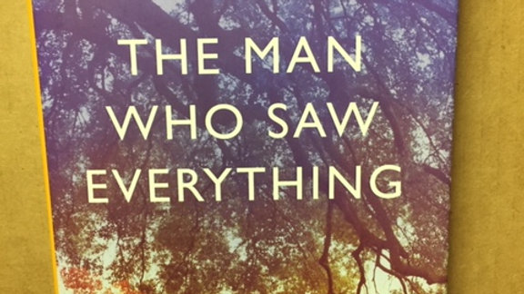 THE MAN  WHO SAW EVERYTHING -- DEBORAH LEVY UK