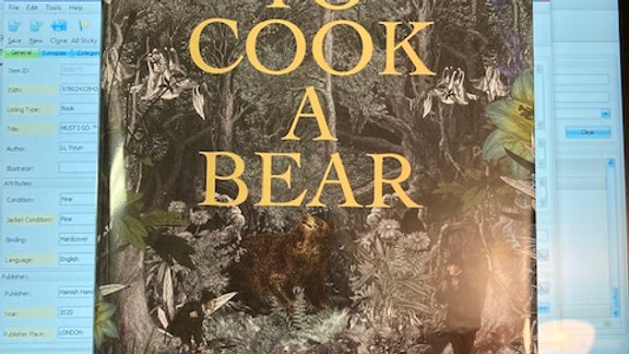 TO COOK A BEAR - Mikael Niemi