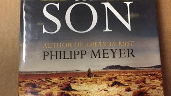 THE SON -- PHILIPP  MEYER  UK