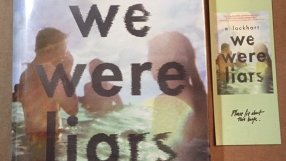 WE  WERE  LIARS --  E.  LOCKHART