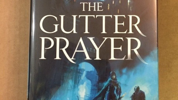 THE GUTTER PRAYER -- GARETH HANRAHAN UK