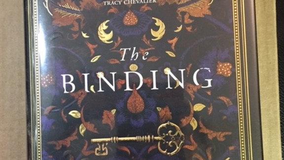 THE BINDING  -- BRIDGET COLLINS  UK