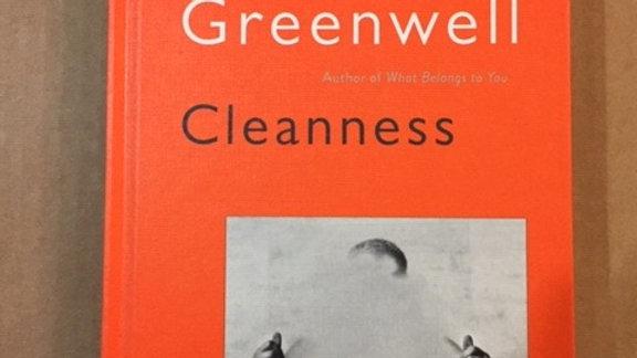 CLEANNESS -- GARTH GREENWELL    UK