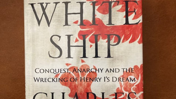 THE WHITE SHIP - Charles Spencer