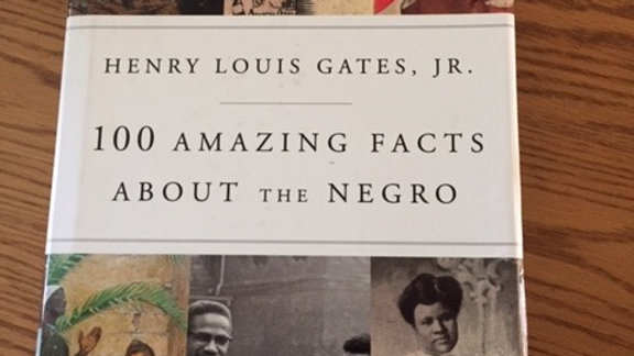 100 AMAZING FACTS ABOUT THE NEGRO -- Henry Gates