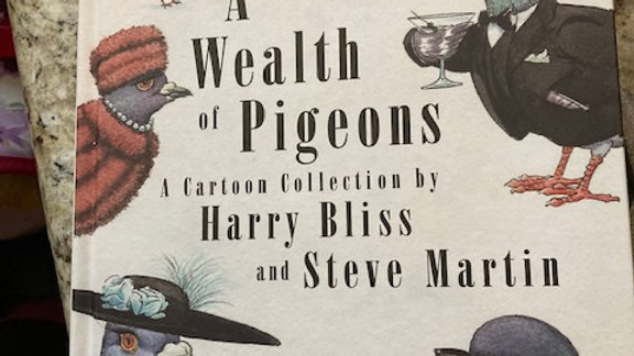 A WEALTH OF PIGEONS -  Harry Bliss and Steve Martin