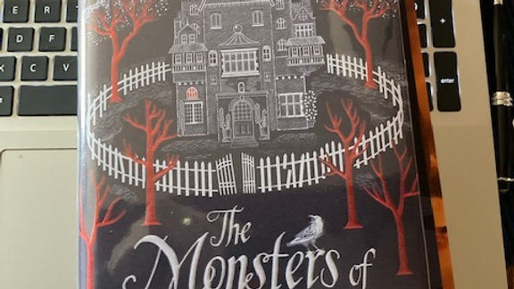 THE MONSTERS OF ROOKHAVEN - Padraic Kenny
