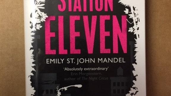 STATION ELEVEN -- EMILY ST. JOHN MANDEL UK
