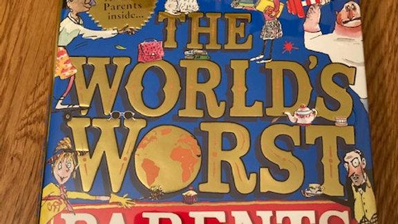THE WORLD'S WORST PARENTS -- David Walliams