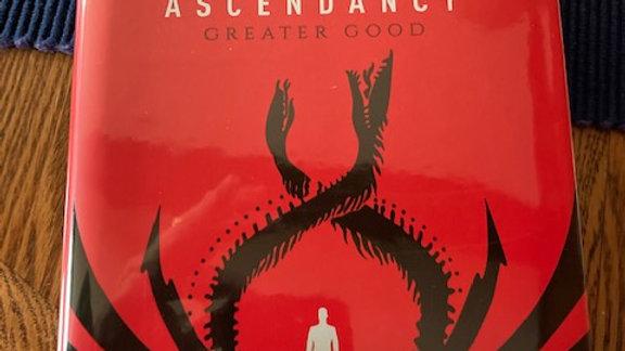 Star Wars: Thrawn Ascendancy, ZAHN, TIMOTHY