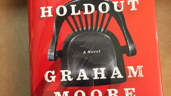THE HOLDOUT -- GRAHAM MOORE