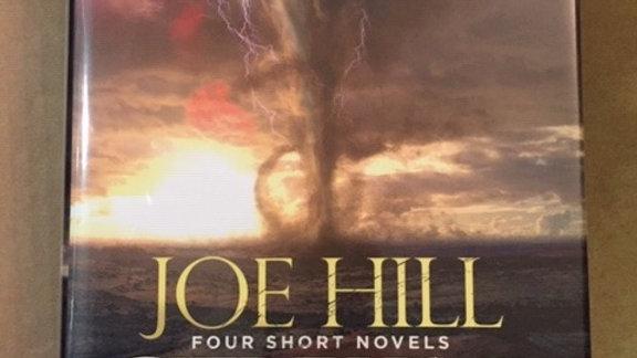STRANGE  WEATHER--  JOE HILL UK