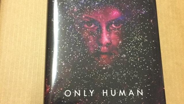 Only Human  --  Sylvain Neuvel  UK