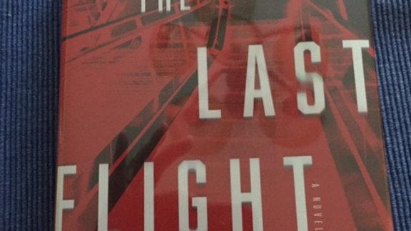 THE LAST FLIGHT  --  Julie Clark