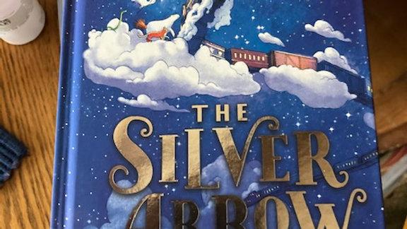THE SILVER ARROW -Lev Grossman