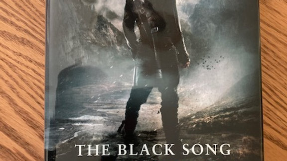 THE BLACK SONG -- Anthony Ryan