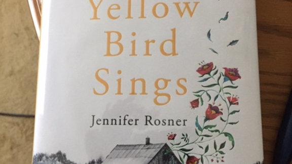 THE YELLOW BIRD SINGS -- JENNIFER ROSNER  UK