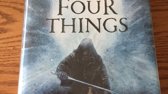 THE LAST FOUR THINGS - PAUL HOFFMANN