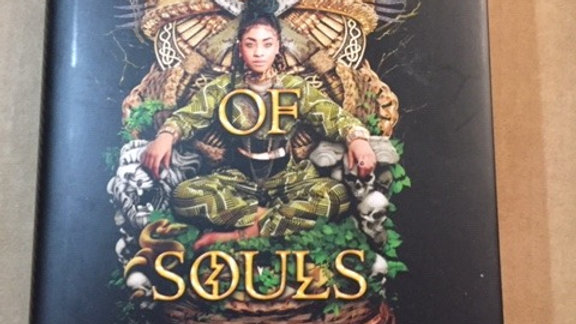 KINGDOM OF  SOULS  --  RENA BARRON
