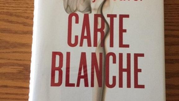 CARTE BLANCHE -- JEFFREY DEAVER