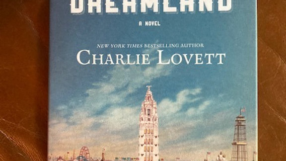 ESCAPING DREAMLAND - Charlie Lovett