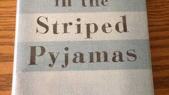 THE BOY IN THE STRIPED PYJAMAS -- JOHN BOYNE UK