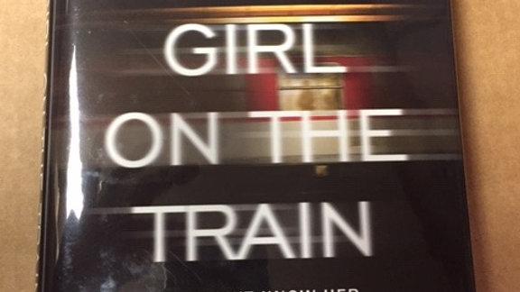 THE GIRL ON THE TRAIN  - PAULA HAWKINS UK