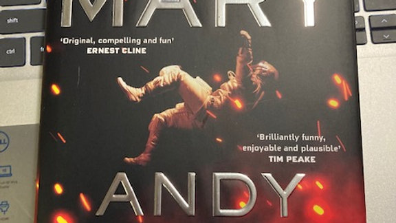 Project Hail Mary -ANDY WEIR