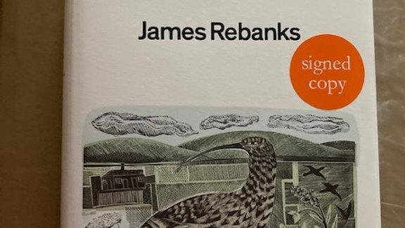 ENGLISH PASTORAL: An Inheritance -  James Rebanks