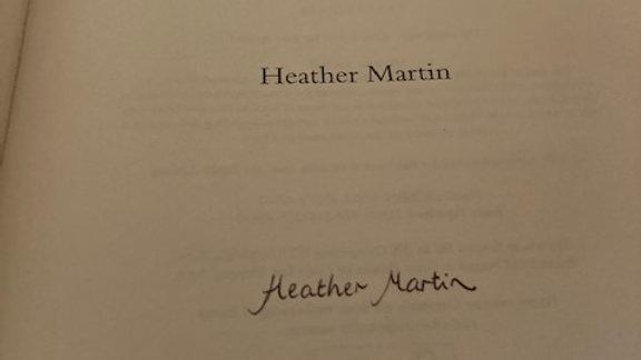 THE REACHER GUY - Heather Martin