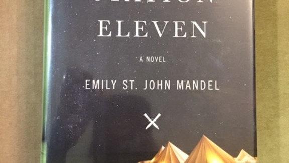 STATION ELEVEN -- EMILY ST. JOHN MANDEL US