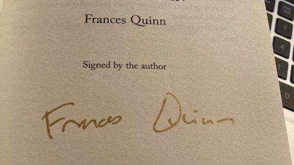 The Smallest Man - Frances Quinn