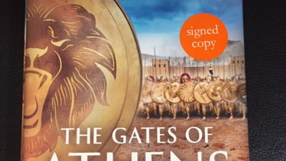 THE GATES OF ATHENS - Conn Iggulden