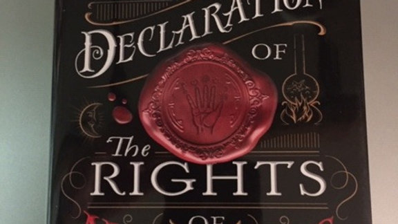A DECLARATION OF THE RIGHTS OF MAGICIANS -  Parry