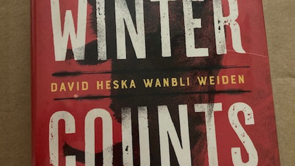 WINTER COUNTS - David Heska Wanbli Weiden