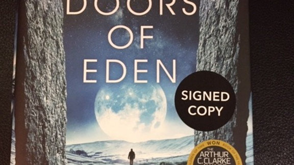 THE DOORS OF EDEN - Adrian Tchaikovsky