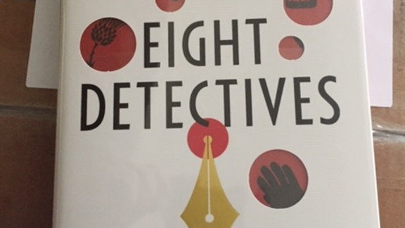 EIGHT DETECTIVES - Alex Pavesi