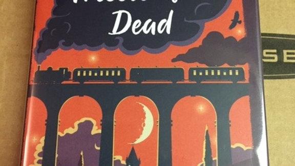 THE GOLDEN TRESSES OF THE DEAD -- ALAN BRADLEY