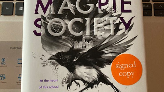 THE MAGPIE SOCIETY: ONE FOR SORROW - McCulloch