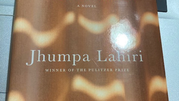 Whereabouts -JHUMPA LAHIRI