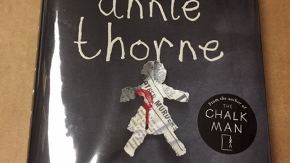 THE TAKING OF ANNIE THORNE -- C. J. TUDOR UK