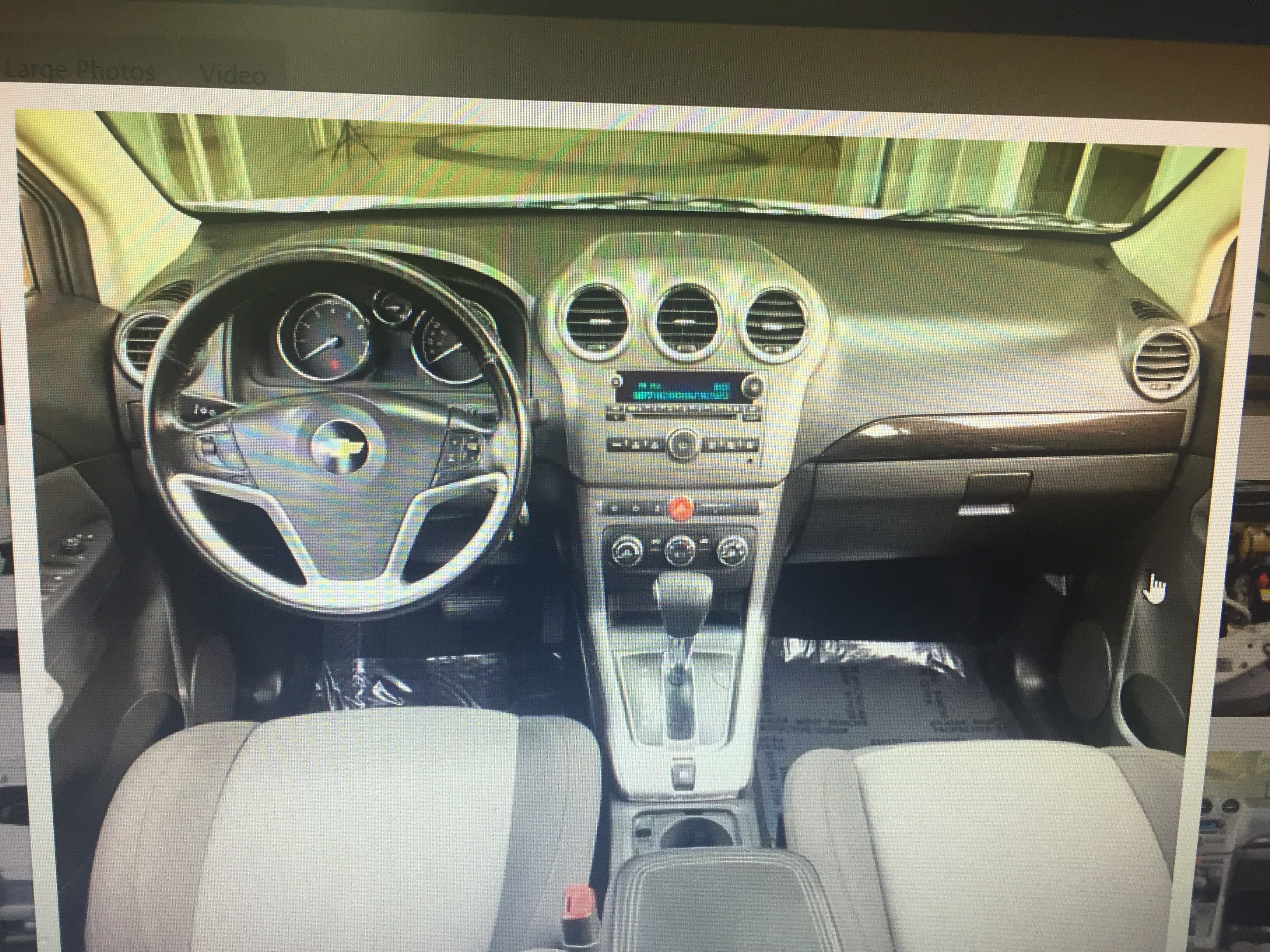 2014 Chevrolet Captiva Sport Retail price $9,695 internet cash Special $7,995