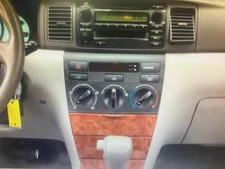 2003 Toyota Corolla Retail price $3,995 Internet cash Special $3,495
