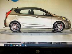 2013 Hyundai Accent GS 5 Door Retail price $4,995 internet cash Special $3,595