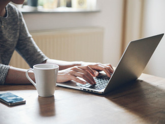 Eight Top Tips For Productive Working at Home