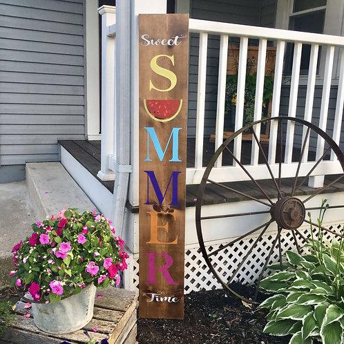 Summer Porch Sign