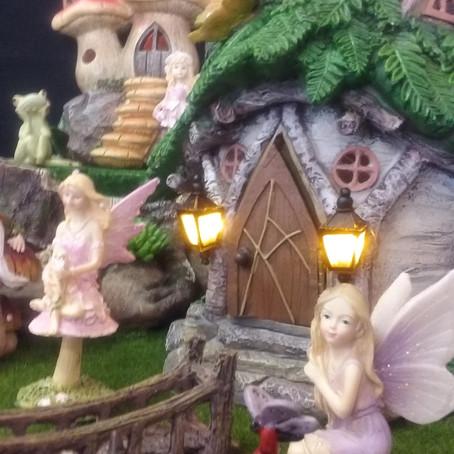 Creating Your Fairy Garden