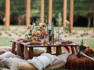 STYLED: MOROCCAN INFUSED WEDDING EDITORIAL TURNS DOUBLE PROPOSAL | TERARA NSW